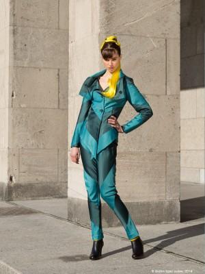 Ibrahim López Couture: Women Summer 2014