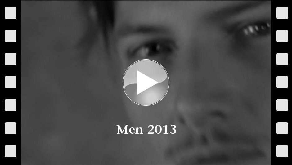 Video Men 2013 Ibrahim López Couture