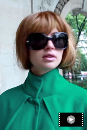 Video Green Story - Fall Winter 2013